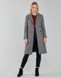 衣服 女士 大衣 Betty London PIXIE 黑色 / 灰色