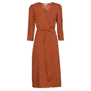衣服 女士 长裙 Betty London PAXONE 铁锈色
