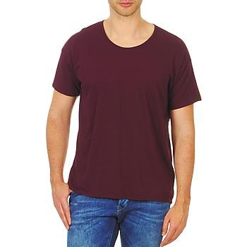 衣服 女士 短袖体恤 American Apparel RSA0410 波尔多红