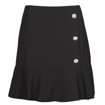 衣服 女士 半身裙 Moony Mood  黑色
