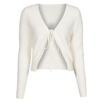 衣服 女士 羊毛开衫 Yurban  白色