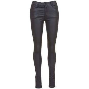 衣服 女士 紧身牛仔裤 Vero Moda SEVEN 黑色
