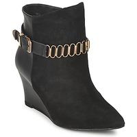 鞋子 女士 短靴 Pastelle ALINE 黑色