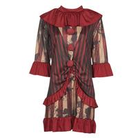 衣服 女士 角色扮演 Fun Costumes COSTUME ADULTE CLOWNETTE DE MINUIT 多彩