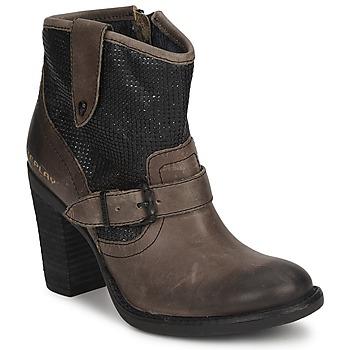 鞋子 女士 短靴 Replay GENIE 黑色
