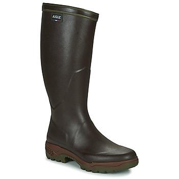 鞋子 男士 雨靴 Aigle PARCOURS 2 棕色
