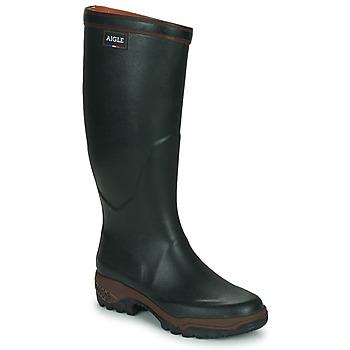 鞋子 男士 雨靴 Aigle PARCOURS 2 绿色
