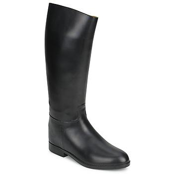 鞋子 女士 都市靴 Aigle ECUYER M 黑色