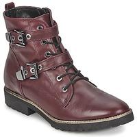 鞋子 女士 短筒靴 Carvela SIMMY 波尔多红