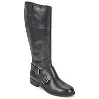 鞋子 女士 都市靴 Carvela WAX 黑色