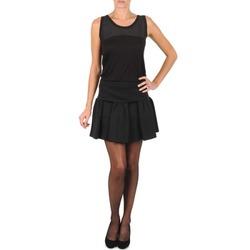 衣服 女士 半身裙 Manoush JUPE MERINGUE 黑色