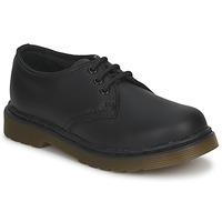鞋子 儿童 德比 Dr Martens Dm J Shoe 黑色