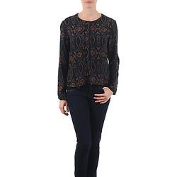 衣服 女士 女士上衣/罩衫 Antik Batik VEE 黑色