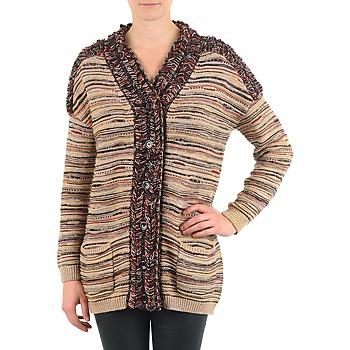 衣服 女士 羊毛开衫 Antik Batik WAYNE 米色