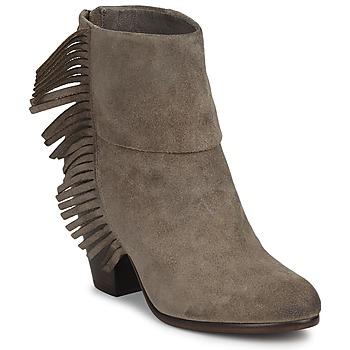 鞋子 女士 短靴 Ash 艾熙 QUICK 灰色
