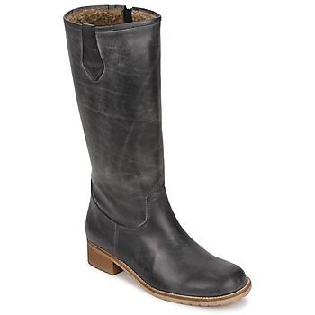 鞋子 女士 都市靴 Jopper JINIDINE 黑色