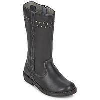 鞋子 女孩 都市靴 Noel FREESIA 黑色