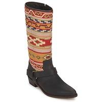 鞋子 女士 都市靴 Sancho Boots CROSTA TIBUR GAVA 棕色-红色