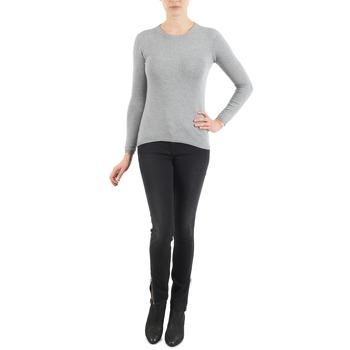 衣服 女士 紧身牛仔裤 School Rag PHOEBE SUPER SLIM COMFORT 黑色