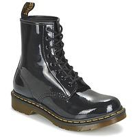 鞋子 女士 短筒靴 Dr Martens 1460 W 黑色