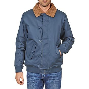 衣服 男士 夾克 Wesc JEJOR 藍色