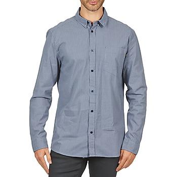衣服 男士 长袖衬衫 Wesc YANIK 蓝色