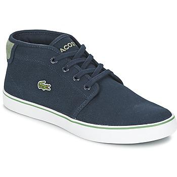 鞋子 男孩 高帮鞋 Lacoste AMPTHILL 116 2 海蓝色