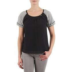 衣服 女士 短袖体恤 Lollipops 棒棒糖 PADELINE TOP 黑色 / 灰色
