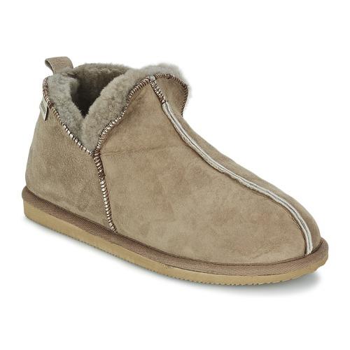 鞋子 男士 拖鞋 Shepherd ANTON 米色