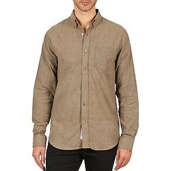 衣服 男士 长袖衬衫 Kulte CHEMISE CLAY 101799 BEIGE 米色