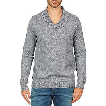 衣服 男士 羊毛衫 Kulte PULL CHARLES 101823 BLEU 蓝色