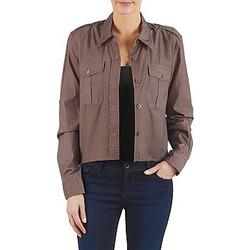 衣服 女士 衬衣/长袖衬衫 Brigitte Bardot BB43077 棕色