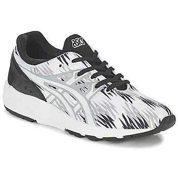 鞋子 球鞋基本款 Asics 亚瑟士 GEL-KAYANO TRAINER EVO 白色 / 黑色