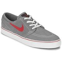 鞋子 男士 球鞋基本款 Nike 耐克 ZOOM STEFAN JANOSKI 灰色