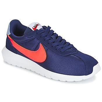 鞋子 女士 球鞋基本款 Nike 耐克 ROSHE LD-1000 W 蓝色 / 橙色