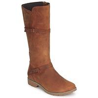 鞋子 女士 都市靴 Teva DELAVINA LEATHER 棕色