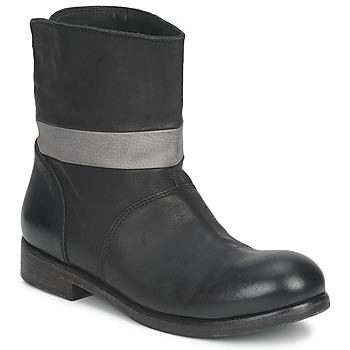 鞋子 女士 短筒靴 OXS RAVELLO YURES 黑色