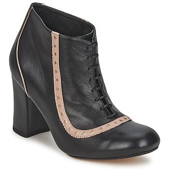 鞋子 女士 短靴 Sarah Chofakian SALUT 黑色