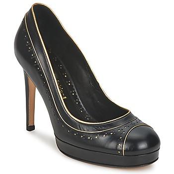 鞋子 女士 高跟鞋 Sarah Chofakian SUZANNE 黑色