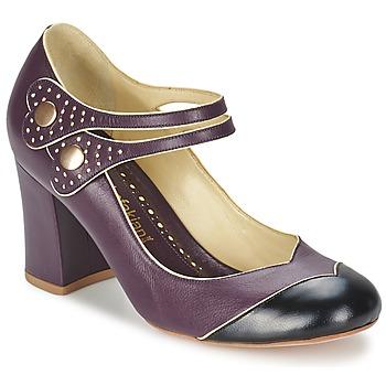鞋子 女士 高跟鞋 Sarah Chofakian ZUT 波尔多红 / 黑色
