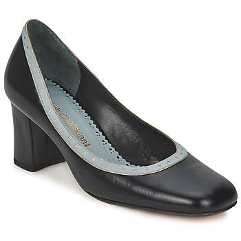 鞋子 女士 高跟鞋 Sarah Chofakian SHOE HAT 黑色 / 和 / 蓝色 / 米色