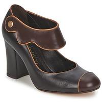 鞋子 女士 高跟鞋 Sarah Chofakian DALI 咖啡色