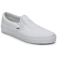鞋子 平底鞋 Vans 范斯 CLASSIC SLIP ON Rue / 白色