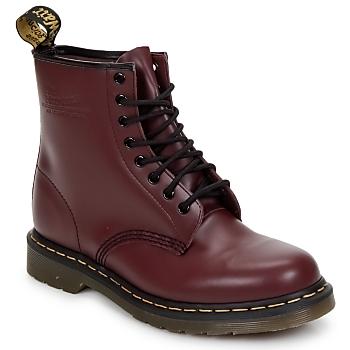 鞋子 短筒靴 Dr Martens 1460 8 EYE BOOT 樱桃红