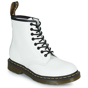 鞋子 短筒靴 Dr Martens 1460 白色
