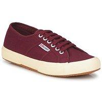 鞋子 球鞋基本款 Superga 2750 COTU CLASSIC 深色 / 波尔多红