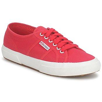 鞋子 球鞋基本款 Superga 2750 COTU CLASSIC 玫瑰色
