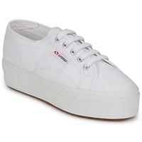 鞋子 女士 拖鞋 Superga 2790 LINEA 白色