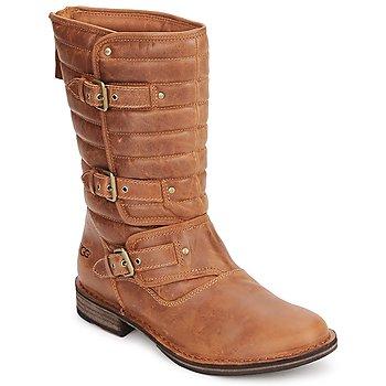 鞋子 女士 都市靴 UGG TATUM 栗褐