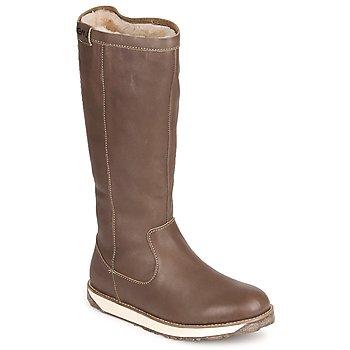 鞋子 女士 短筒靴 EMU LEEVILLE Mushroom